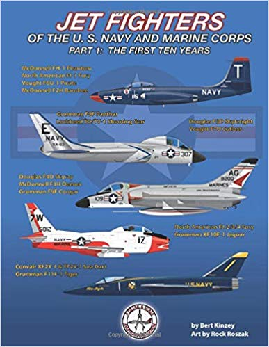 Jet Fighters of the US Navy and Marine Corps part 1 the first ten Years  9781076636249