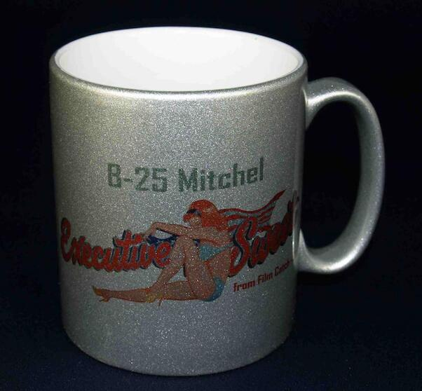 Mug Nose Arts 1 (B25 Mitchell