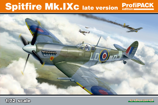 Supermarine Spitfire MkIXc late version Profipack (REISSUE)  70121