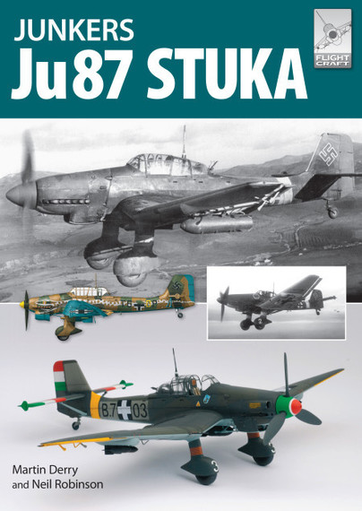 Junkers Ju87 Stuka (expected February 2018)  9781526702623
