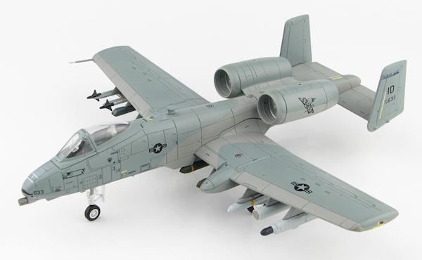 A10C Warthog (USAF, 78-0633, 190th FS/124th FW, Incirlik AB, Turkey,  October 2016) (Hobbymaster HA1327)