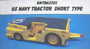 US Navy Tractor Short Type (old)  GNTRA3201