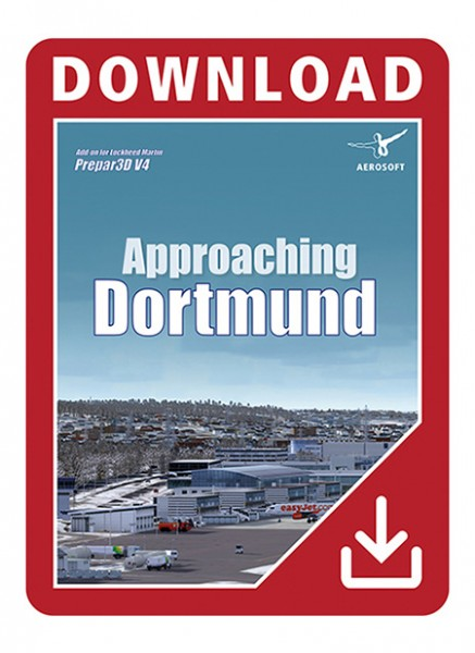 Approaching Dortmund (Download version)  14056-D
