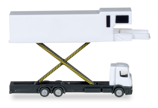 Herpa 559270-1//200 a380 catering Truck-nuevo