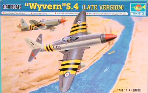 Westland S4 Wyvern (Late Version)  TP02820