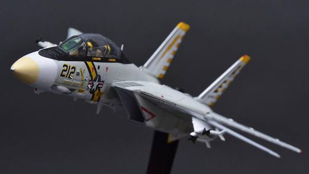 F14A Tomcat US Navy VF-142 Ghostriders  CBW721404