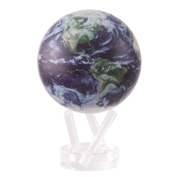 MOVA rotating globe: Satellite View with Cloud   MG-45-STE-C