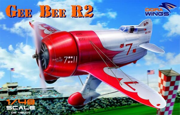 Gee Bee Super Sportster R2  DW48001