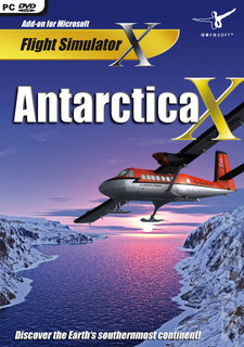 Antarctica X (download version)  4015918121231-D