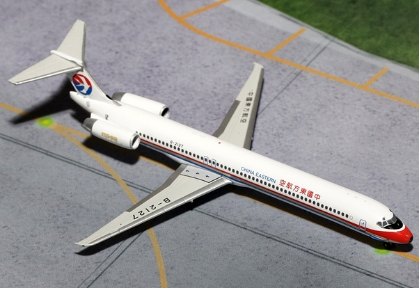 MD80 (China Eastern) N947DL  GJCES1372
