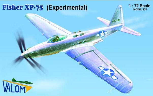 Fisher XP-75 (Experimental)  72082