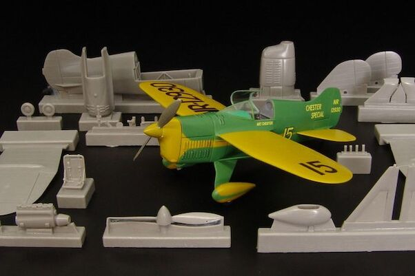 Chester Jeep, US Race Plane  BRS48005