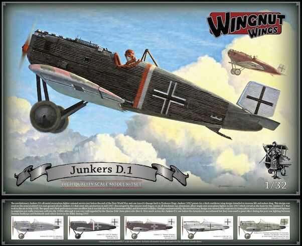 Junkers D.1  WNW32065