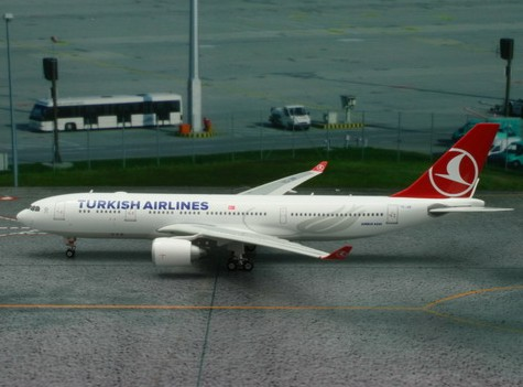 A330-200 (Turkish Airlines) TC-JIR  11128