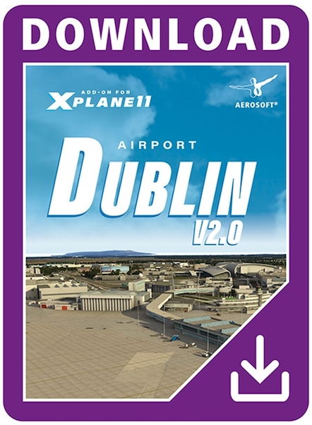 Airport Dublin V2.0 (Download Version)  14177-D