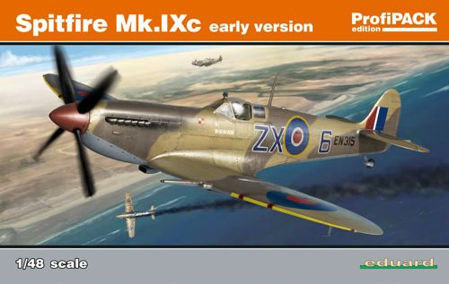 Spitfire Mk.IXc Early version  8282