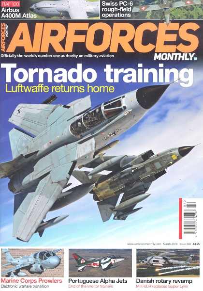 Air Forces Monthly March 2018  977095570929703