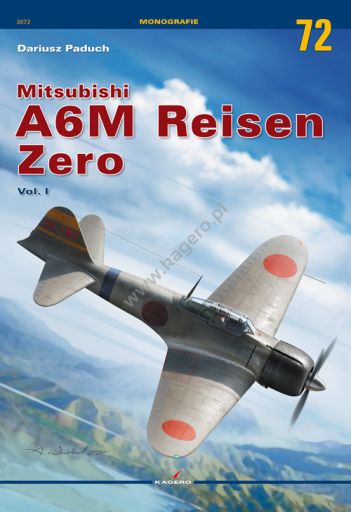 Mitsubishi A6M Reisen Zeke vol. I (Expected September 2020)  97883661488..