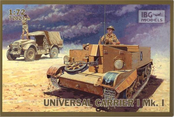 Universal Carrier 1 Mark 1  72023