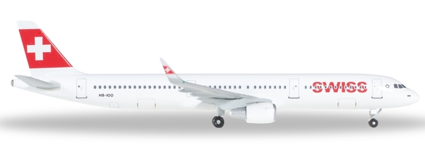 A321(Swiss International Airlines) HB-IOO  529471