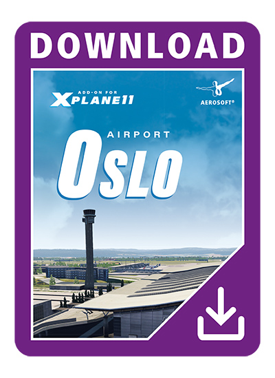 Airport Oslo XP (Download Version)  AS14060-D