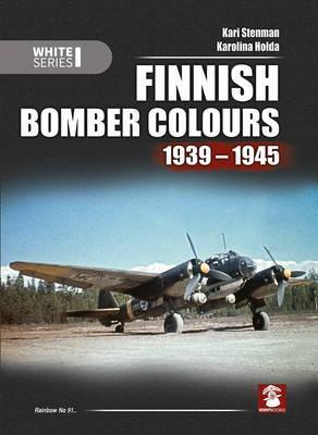 Finnish Bomber Colours 1939-1945  9788365281036