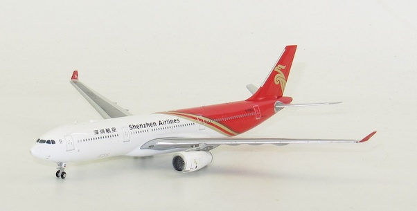 A330-300 (Shenzhen Airlines) B-8865 With Antenna  XX4024