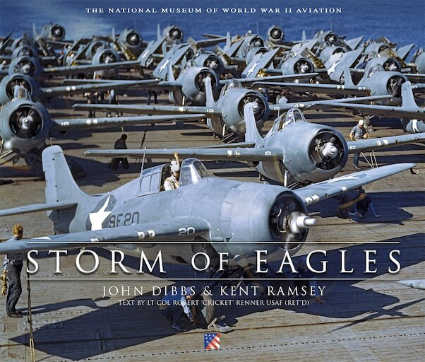 Storm of Eagles, the greatest Aviation Photographs of World  war II  9781472823007