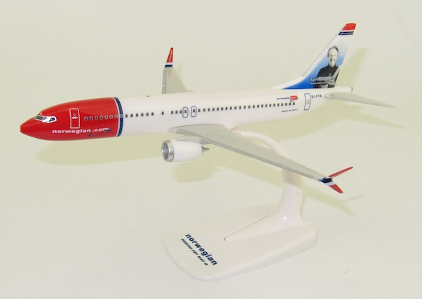 B737-8MAX (Norwegian Air Shuttle