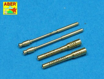 2 German barrels for 13mm MG131 (late type)  A32-006