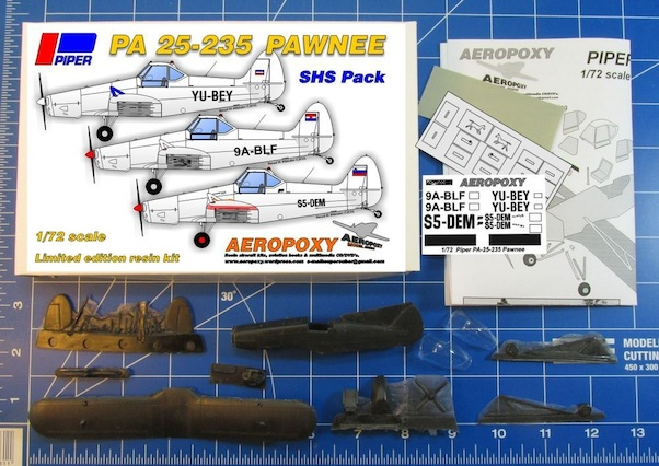 Piper PA25-235 Pawnee (SHS Pack)  Pawnee