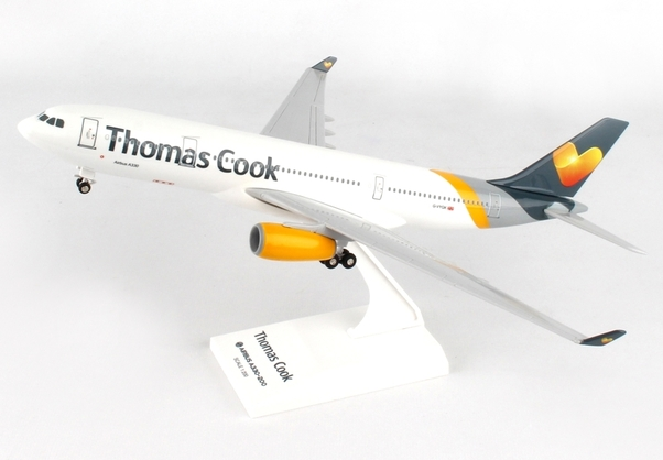 A330-200 (Thomas Cook) w/gear  SKR886