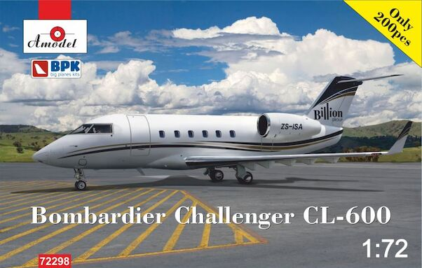 Bombardier Challenger CL600  72298