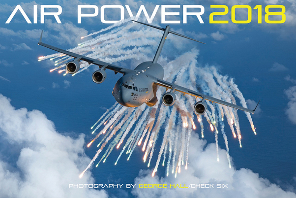 Air Power 2018 Calendar  AIR POWER 2018