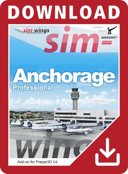 Anchorage Professional v1 11 (Download version) (Aerosoft 14284-D)