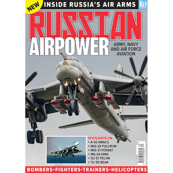 Russian Airpower: A Complete Overview: Inside Russia's Air Arms  978191329558520