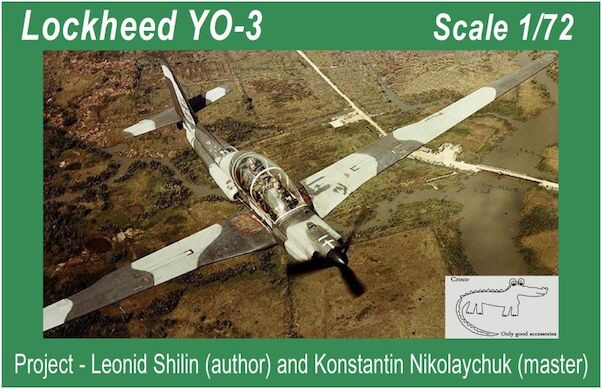 Lockheed YO3 (RESTOCK)  CMD7211