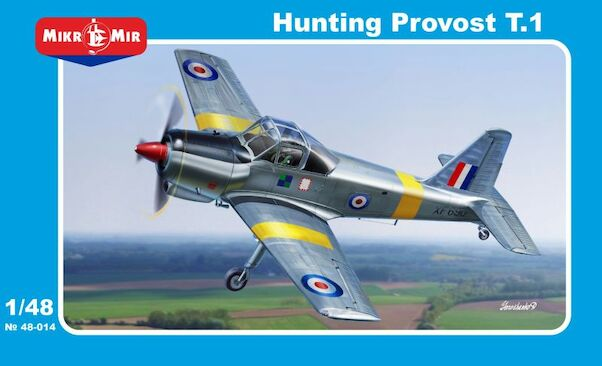 Percival Provost T1  MM48-014