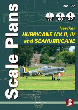 Scale Plans: Hurricane Mk II, IV and Sea Hurricane  9788363678951