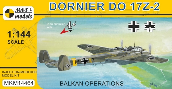 Dornier Do17Z-2 'Balkan Operations'  MKM14464