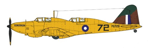 Fairey Battle T Mk1 (RAAF)  RRD7239