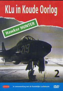 Klu in Koude Oorlog vol.2: Hawker Hunter (DOWNLOAD version)  KLU02-D