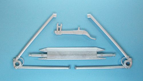 Pfalz Landing Gear (Wingnut Wings)  sac32094