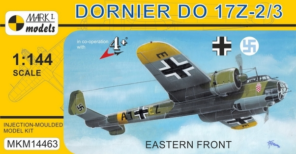 Dornier Do17Z-2/3 'Eastern Front'  MKM14463