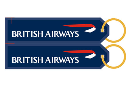 British Airways Key Tag  RBF545