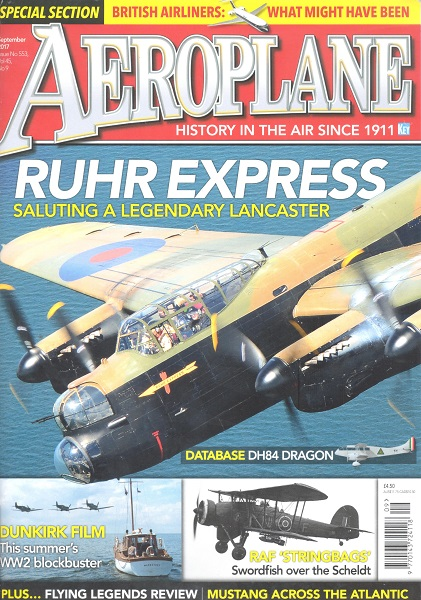 Aeroplane Monthly May 2017  977014372411805