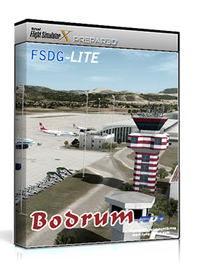 FSDG Lite - Bodrum (Download Version)  14223-D