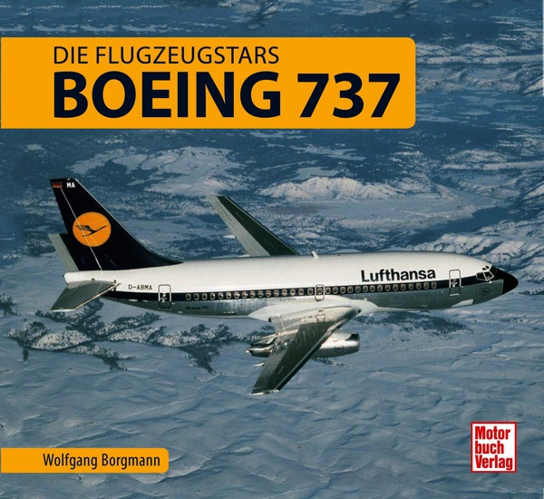 Boeing 737 Die Flugzeugstars (expected May 2018)  9783613040380