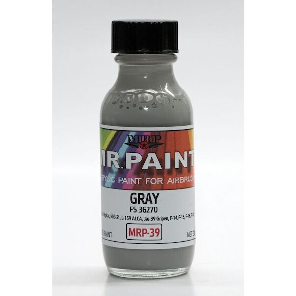 Grey FS36270  (30ml Bottle)  MRP-039