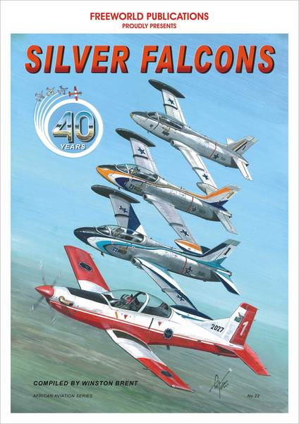 40 years of Silver Falcons  0980279702